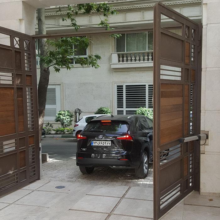 خرابی در اتوماتیک پارکینگ | ایران فیدار