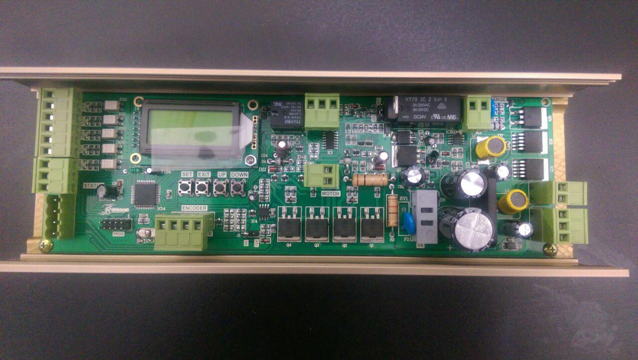 انواع کنترل باکس اپراتور در شیشه ای | ایران فیدار