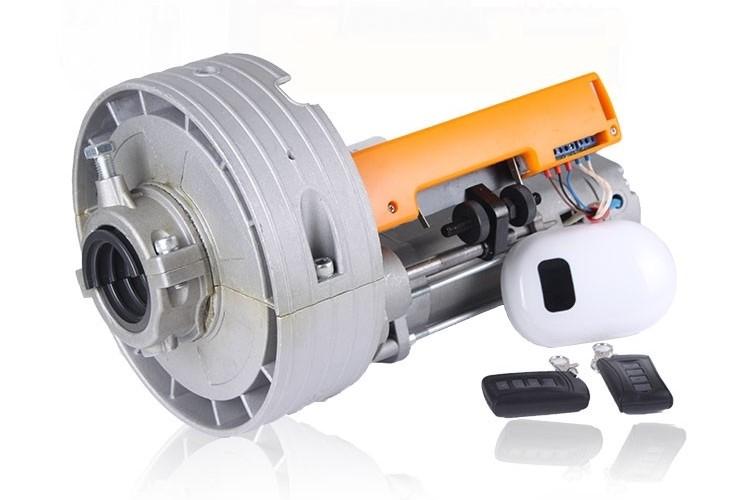 موتور سنترال کرکره برقی - موتور درب کرکره ای | ایران فیدار